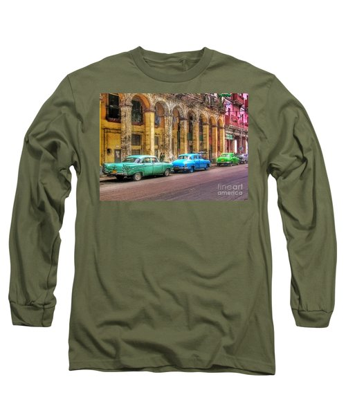 United Colors Of Coches Habaneros Long Sleeve T-Shirt