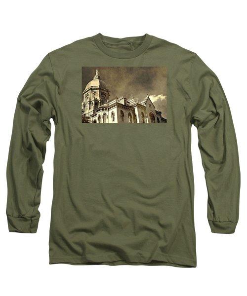 University Of Notre Dame Long Sleeve T-Shirt