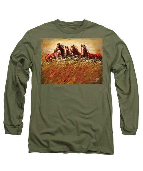 Unsung Heroes Long Sleeve T-Shirt