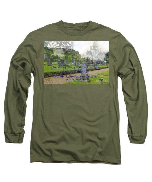 Until We Make Peace Long Sleeve T-Shirt