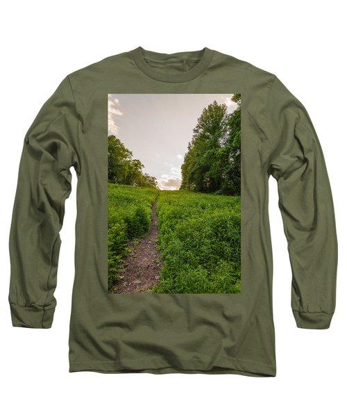 Up Hill Long Sleeve T-Shirt
