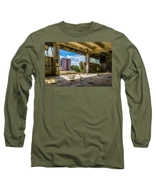 Urban Cave Long Sleeve T-Shirt