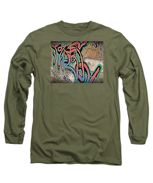 Urban Expression Long Sleeve T-Shirt by Steven Milner