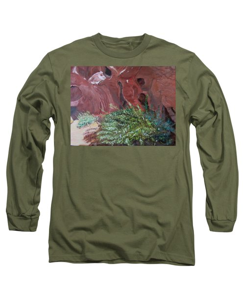 Valley Of Fire State Park Long Sleeve T-Shirt