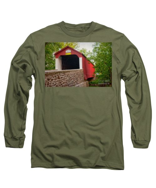 Van Sandt Bridge Long Sleeve T-Shirt