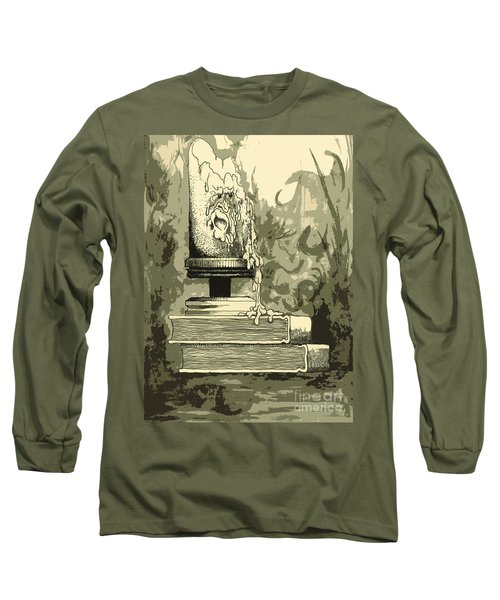 Bougie Long Sleeve T-Shirt by Julio Lopez