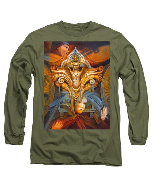 Venezia  Long Sleeve T-Shirt