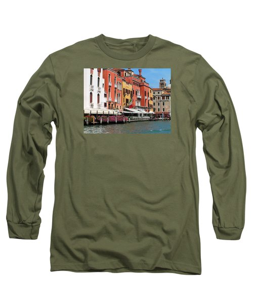 Venice  Long Sleeve T-Shirt by Oleg Zavarzin