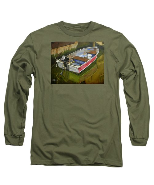 The Fisherman Is Gone Long Sleeve T-Shirt