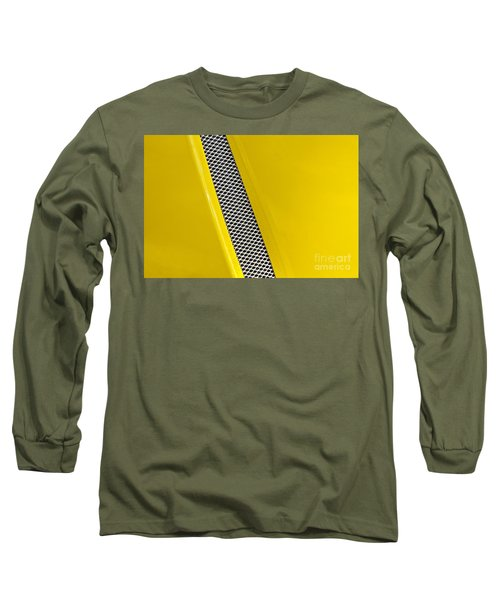 Vented Long Sleeve T-Shirt by Linda Bianic
