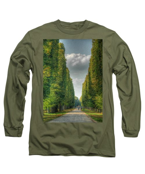 Versailles Promenade Long Sleeve T-Shirt
