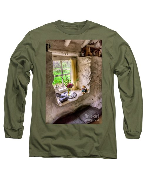Victorian Window Long Sleeve T-Shirt