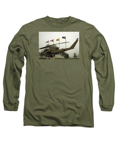 Vietnam War Memorial Long Sleeve T-Shirt