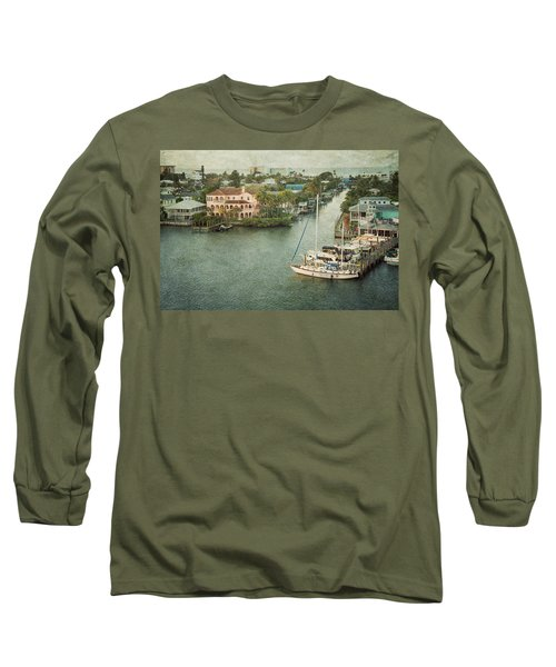 View At Fort Myers Beach - Florida Long Sleeve T-Shirt