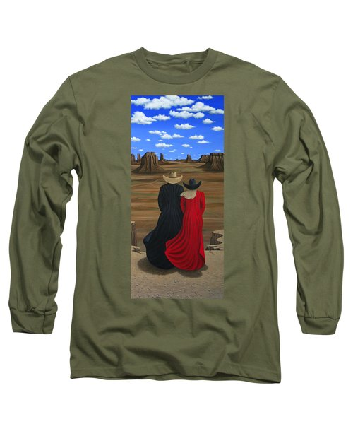 View West Long Sleeve T-Shirt