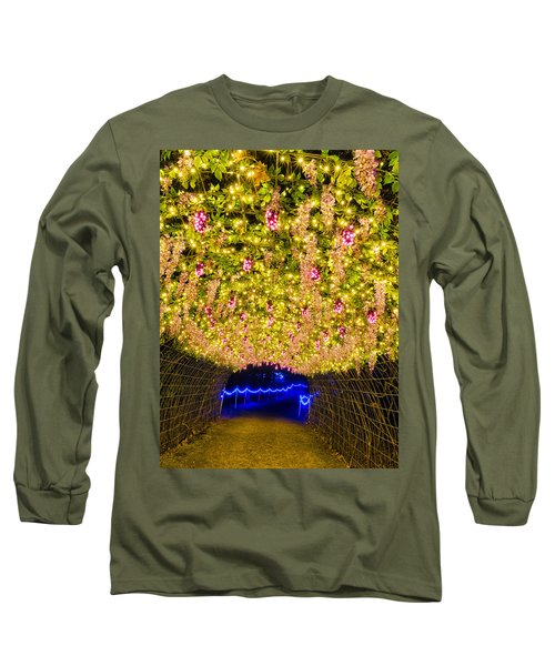 Vine Tunnel Long Sleeve T-Shirt