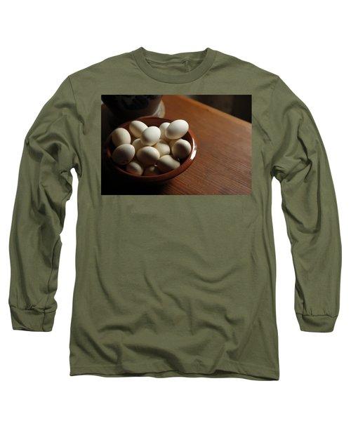 Virginia Frontier Kitchen Long Sleeve T-Shirt