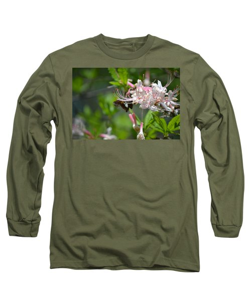 Long Sleeve T-Shirt featuring the photograph Visitor by Tara Potts