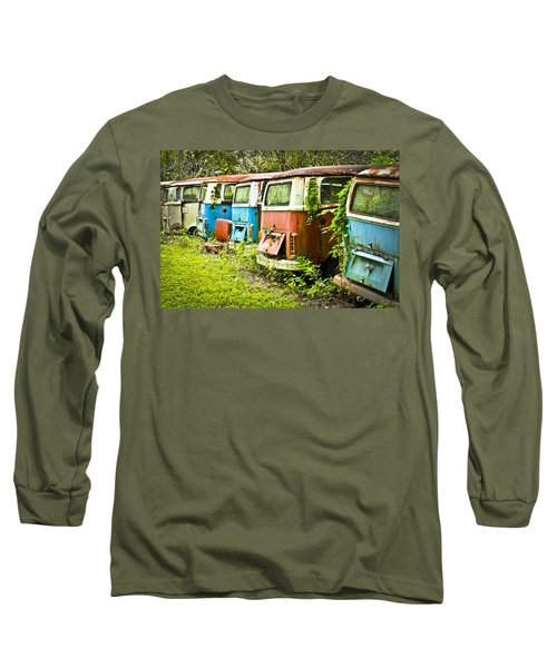 Vw Buses Long Sleeve T-Shirt