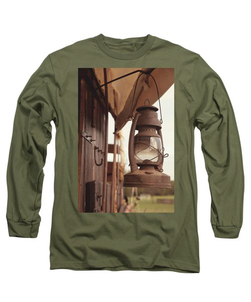 Wagon Lantern Long Sleeve T-Shirt