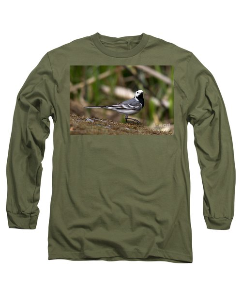 Wagtail's Step Long Sleeve T-Shirt by Torbjorn Swenelius