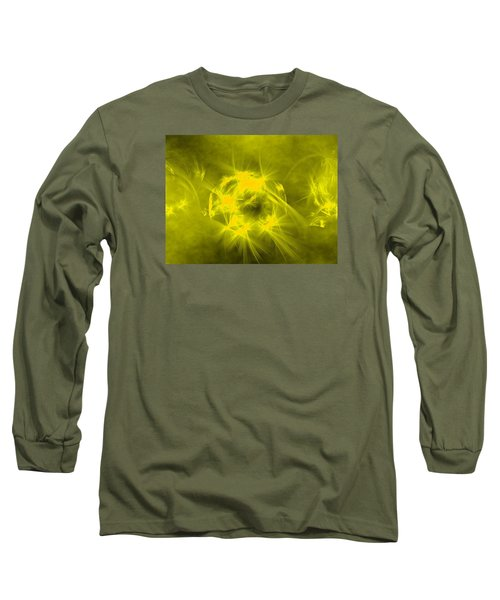 Waiting In Hope Long Sleeve T-Shirt by Jeff Iverson
