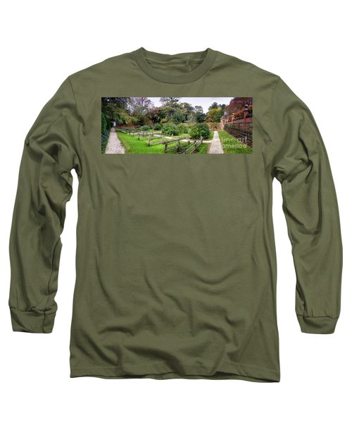 Walled Garden Long Sleeve T-Shirt