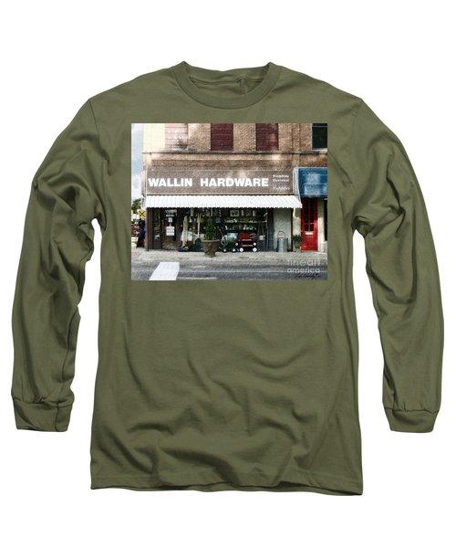 Wallin Hardware Long Sleeve T-Shirt