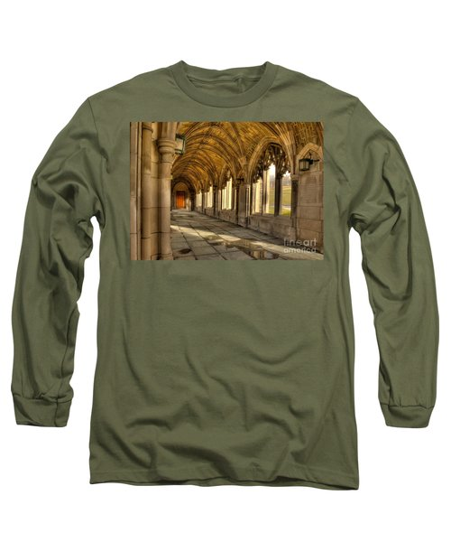 War Memorial Cornell University Long Sleeve T-Shirt
