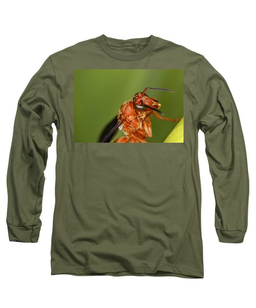 Wasp 1 Long Sleeve T-Shirt