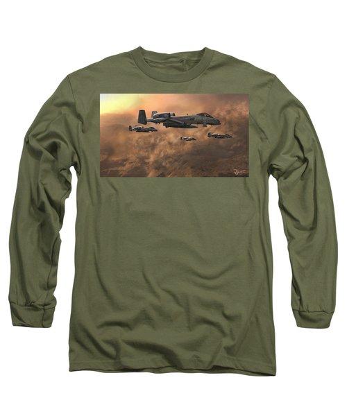 Waypoint Alpha Long Sleeve T-Shirt