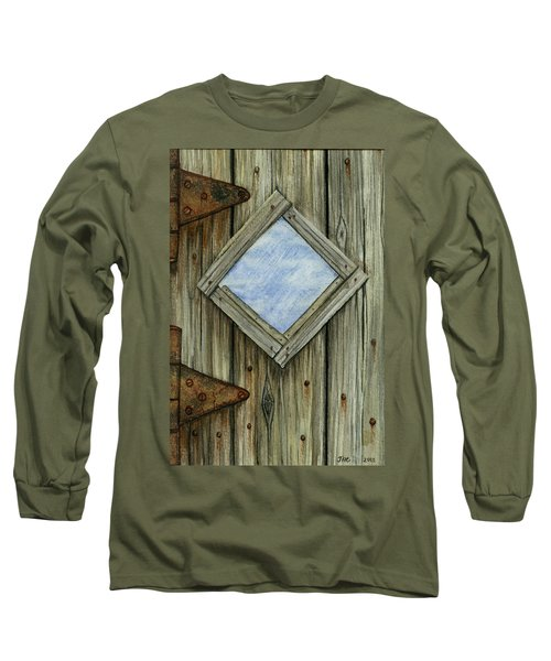 Weathered #2 Long Sleeve T-Shirt