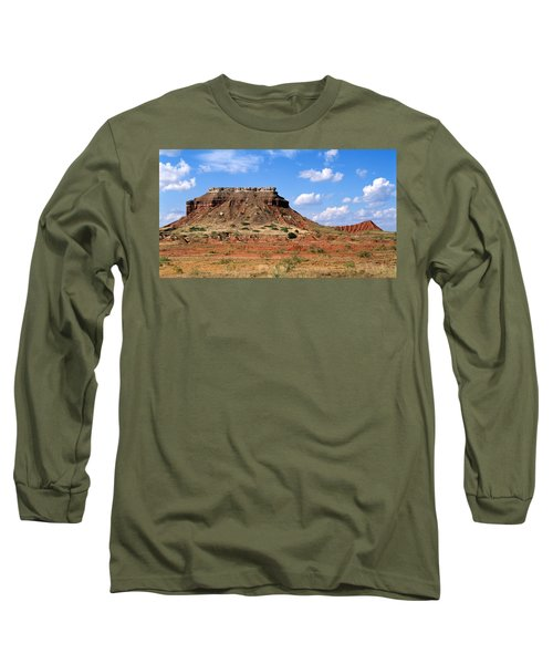 Lone Peak Mountain Long Sleeve T-Shirt