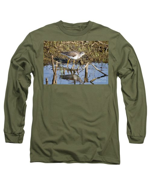 What A Meal Long Sleeve T-Shirt