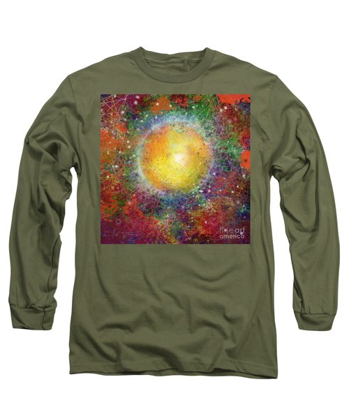What Kind Of Sun Viii Long Sleeve T-Shirt by Carol Jacobs