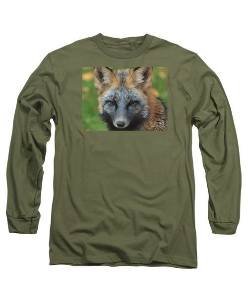 What The Fox Said Long Sleeve T-Shirt