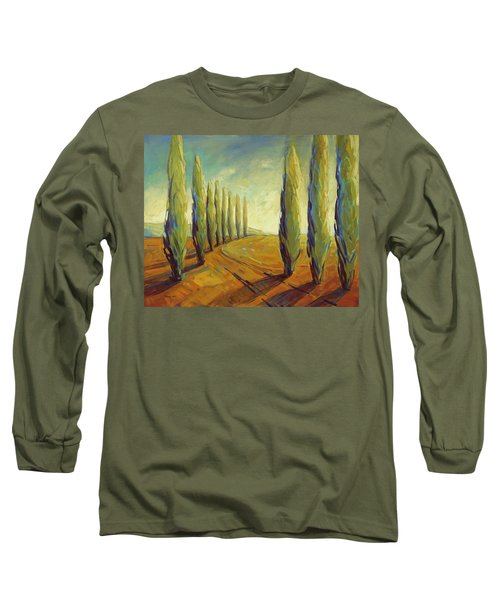 Where Evening Begins 1 Long Sleeve T-Shirt