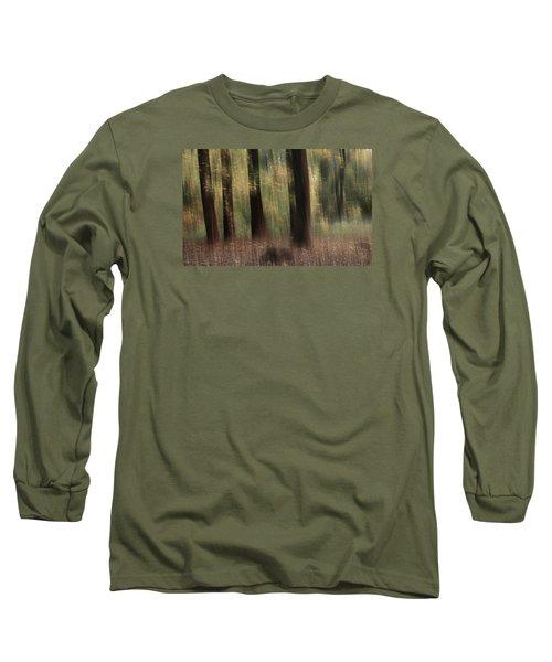 Where Faeries Play Long Sleeve T-Shirt