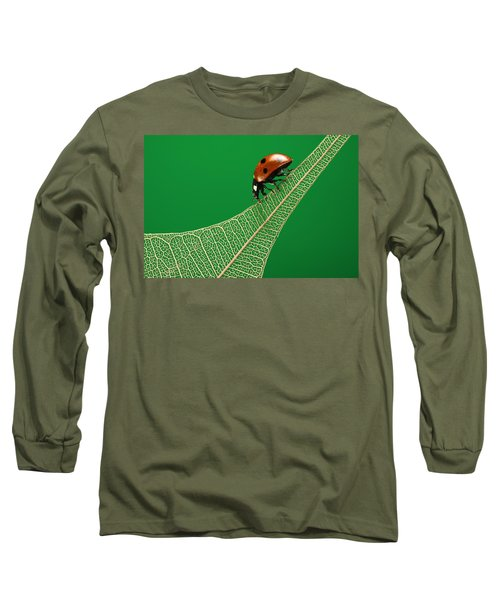 Where Have All The Green Leaves Gone? Long Sleeve T-Shirt