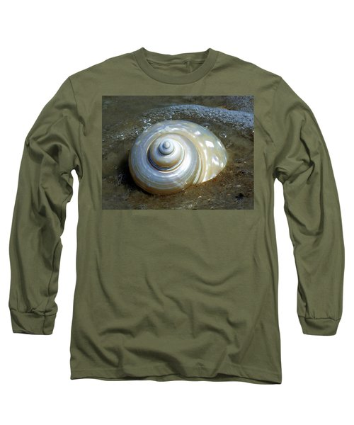 Whispering Tides Long Sleeve T-Shirt