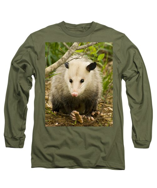 Who Says Possums Are Ugly Long Sleeve T-Shirt