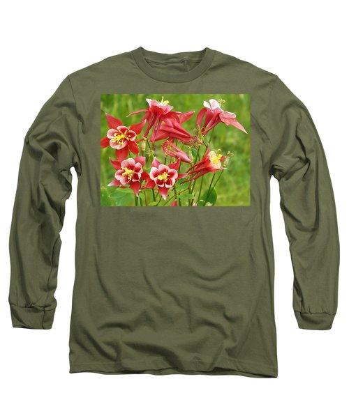 Wild Columbine 2 Long Sleeve T-Shirt