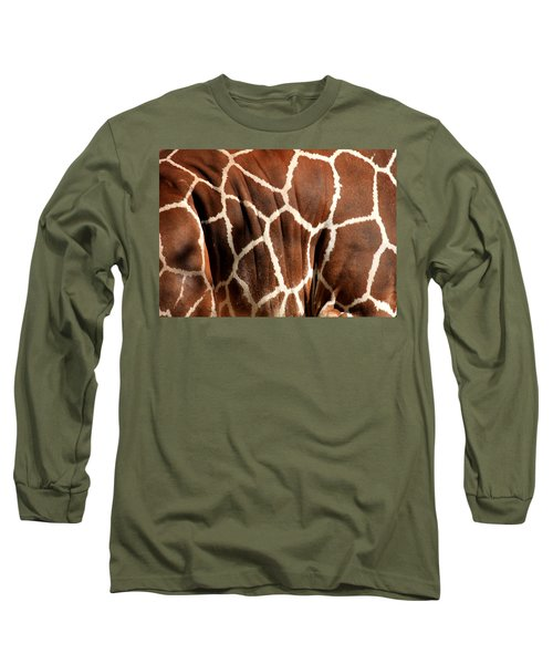 Wildlife Patterns  Long Sleeve T-Shirt