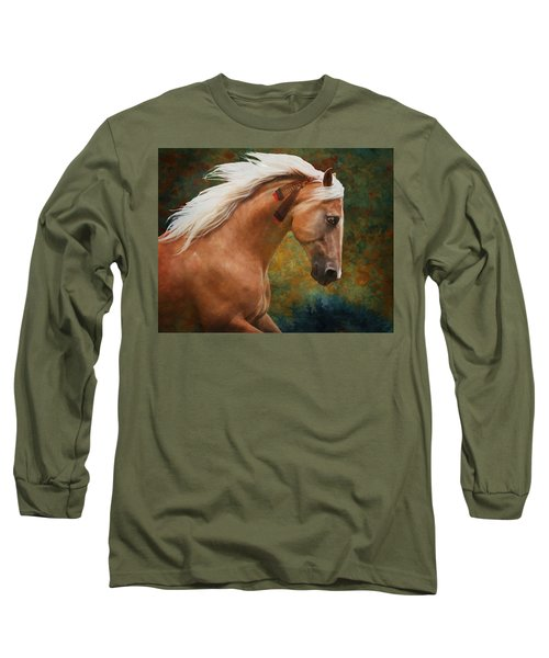 Wind Chaser Long Sleeve T-Shirt by Melinda Hughes-Berland