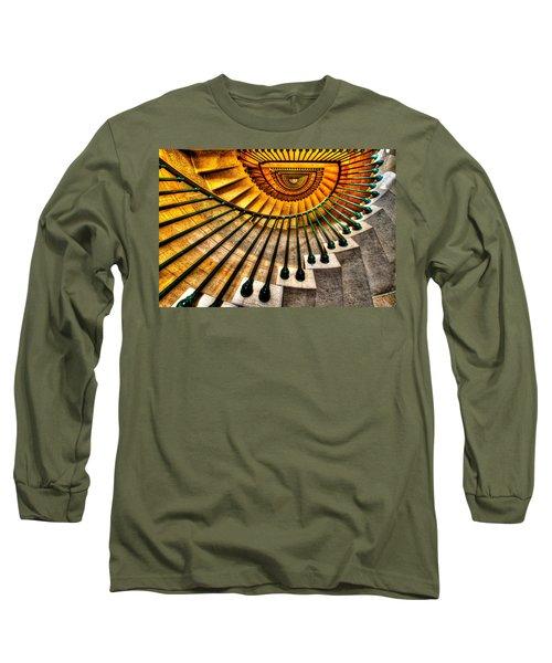 Winding Up Long Sleeve T-Shirt