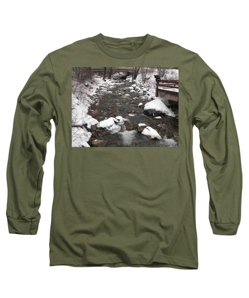 Winter Flow Long Sleeve T-Shirt
