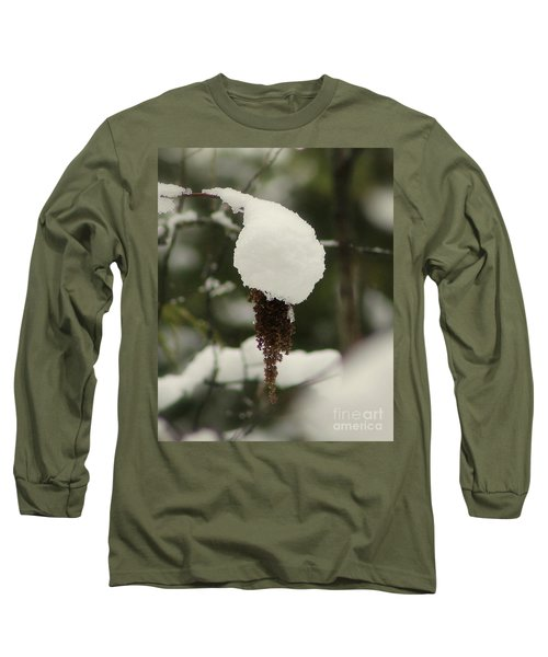 Winter's Cap Long Sleeve T-Shirt