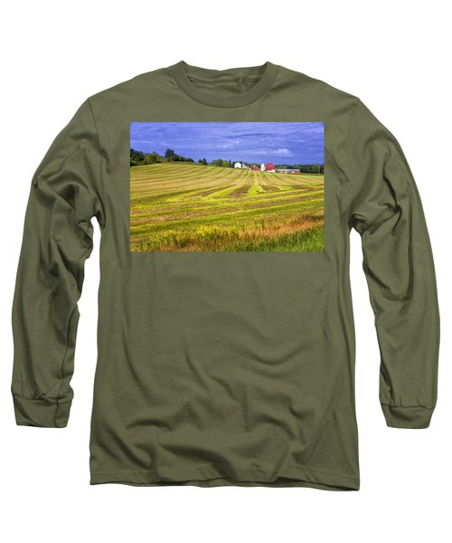 Wisconsin Dawn Long Sleeve T-Shirt