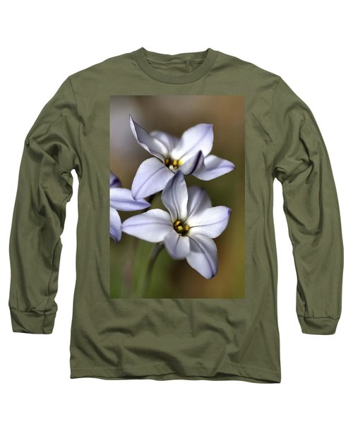 Long Sleeve T-Shirt featuring the photograph With Company by Joy Watson