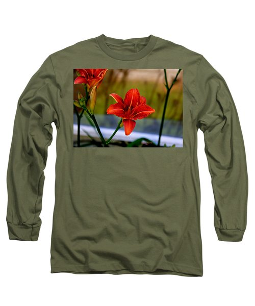 With Open Arms Long Sleeve T-Shirt